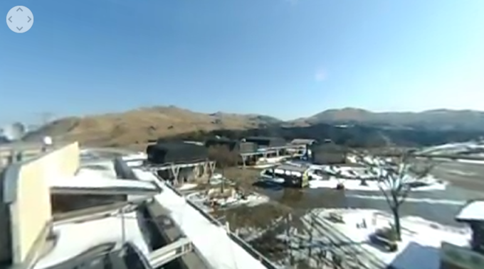 平尾台自然の郷ライブカメラ(福岡県北九州市小倉南区)