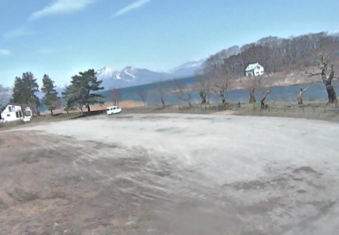 舟津公園ライブカメラ(福島県郡山市湖南町)
