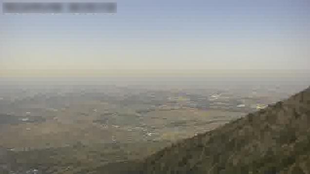 女体山山頂ライブカメラ(茨城県つくば市筑波)