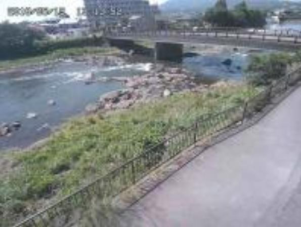 黄瀬川牧堰橋ライブカメラ(静岡県長泉町下土狩)