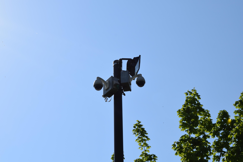 公園設置のライブカメラ