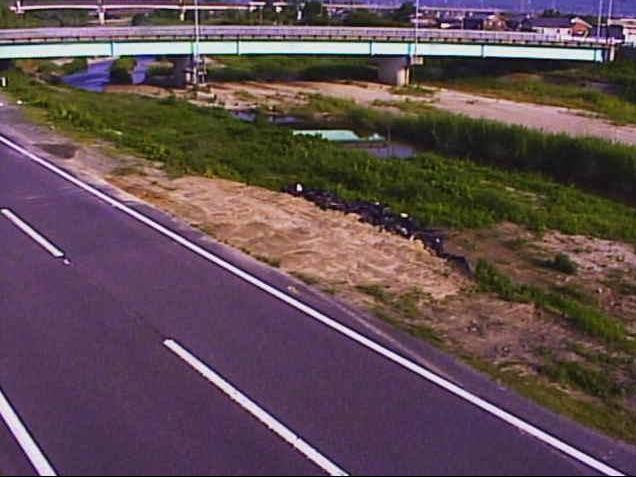 鴨川鴨川橋ライブカメラ(滋賀県高島市鴨)