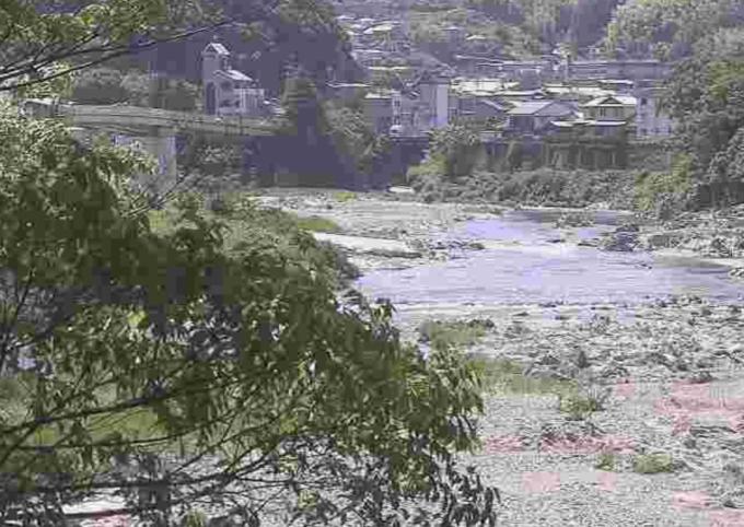 紀の川下渕ライブカメラ(奈良県大淀町下渕)