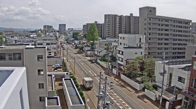 NCT屋上ライブカメラ(新潟県長岡市干場)