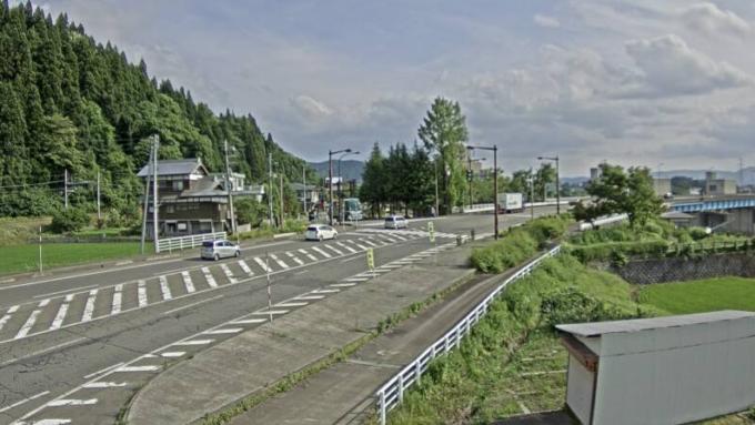 NCT妙見堰ライブカメラ(新潟県長岡市妙見町)