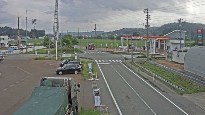 NCT七日町交差点ライブカメラ(新潟県長岡市小国町)