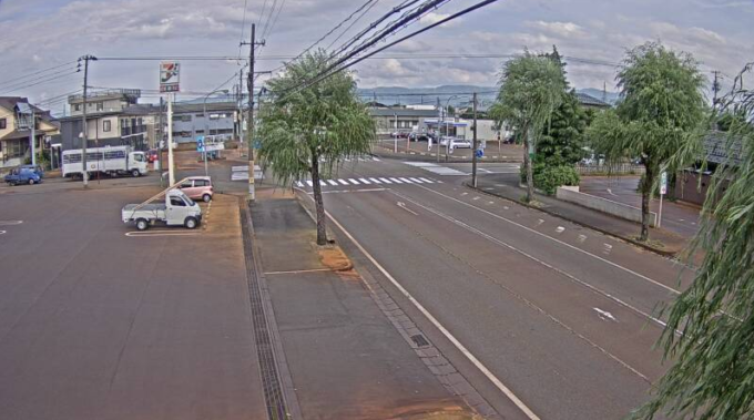 NCT蔵王橋西詰ライブカメラ(新潟県長岡市堤町)