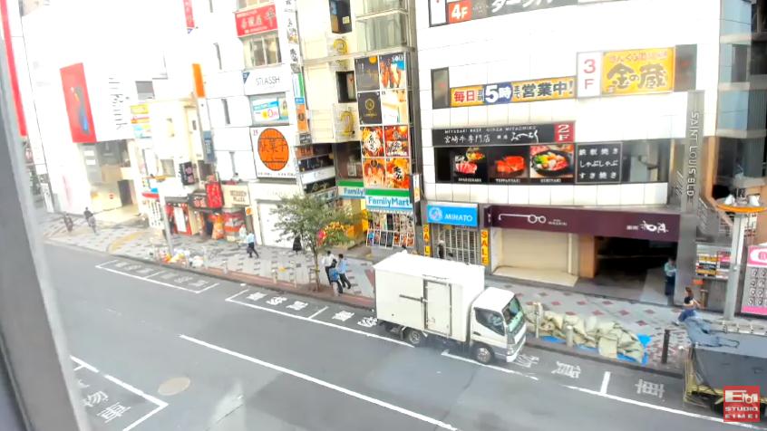 スタジオエイメイ渋谷道玄坂2丁目付近ライブカメラ(東京都渋谷区道玄坂)