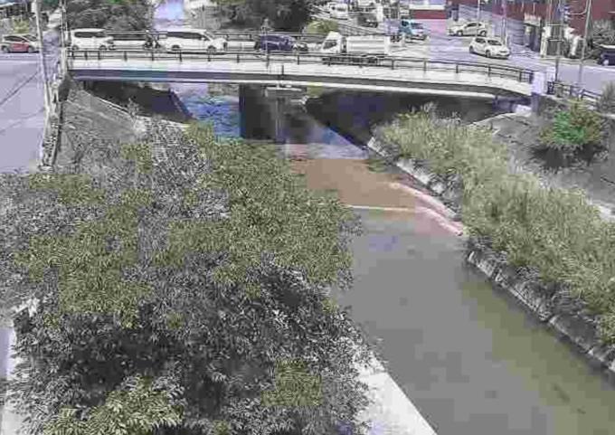 高田川磐築橋ライブカメラ(奈良県大和高田市築山)