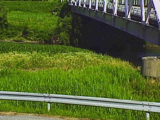 高時川錦織橋ライブカメラ(滋賀県長浜市錦織町)