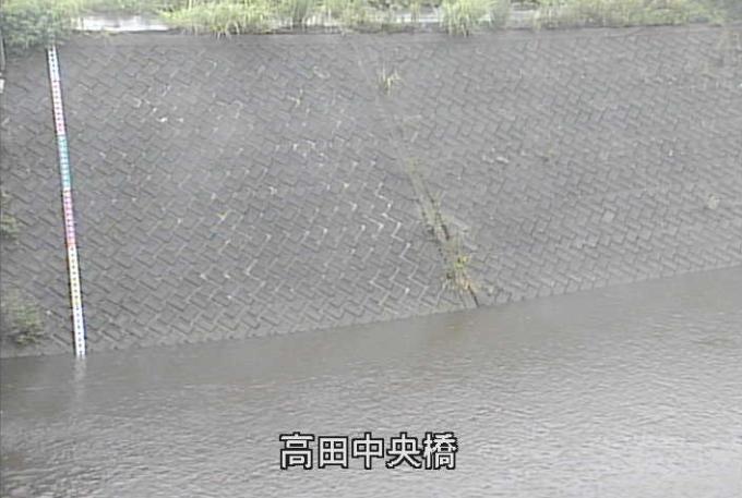 吉田川高田中央橋ライブカメラ(宮城県大和町吉田)