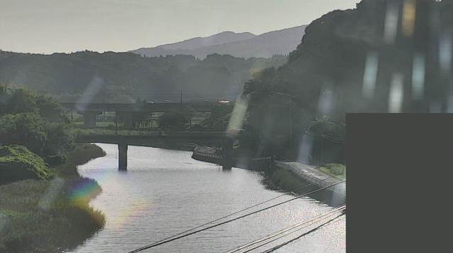 高山川大内草場ライブカメラ(大分県杵築市大内草場)