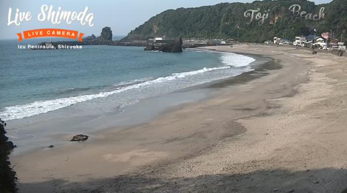 田牛海水浴場ライブカメラ