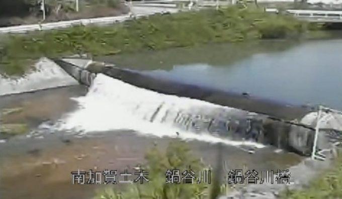 鍋谷川鍋谷川橋ライブカメラ(石川県能美市和気町)