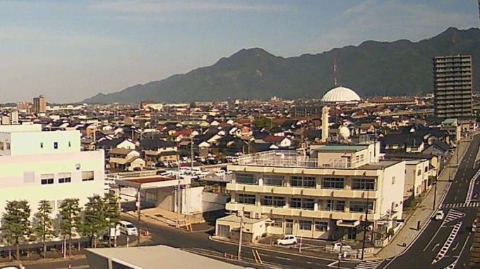 NKT出雲お天気ライブカメラ(島根県出雲市今市町)
