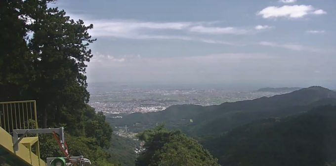 大山観光電鉄ライブカメラ(神奈川県伊勢原市大山)