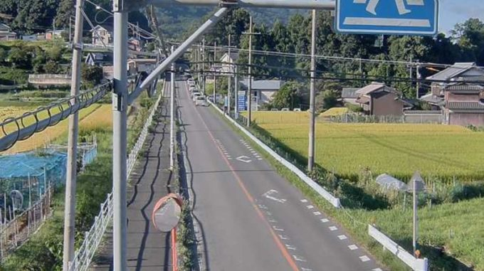 ads国道165号安部田ライブカメラ(三重県名張市安部田)