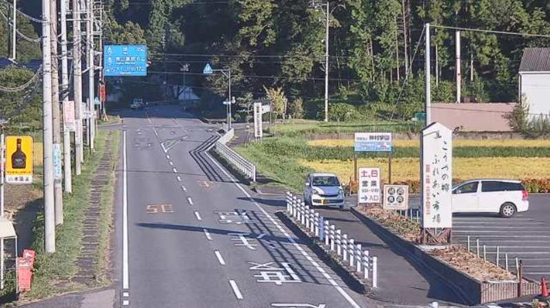 ads国道165号伊勢路ライブカメラ(三重県伊賀市伊勢路)