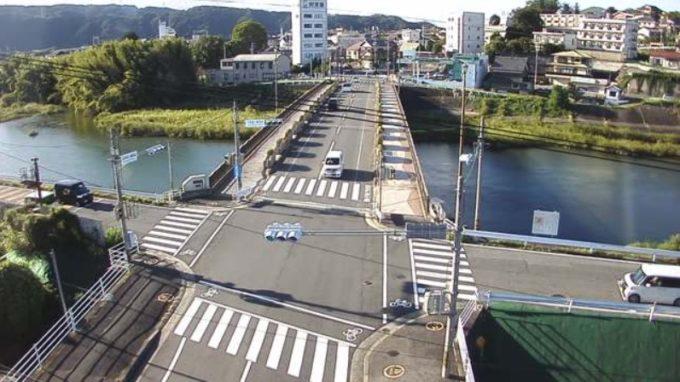 ads名張川沖津藻大橋ライブカメラ(三重県名張市夏見)