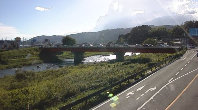 ads名張川新夏見橋ライブカメラ
