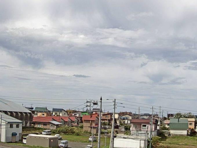 羽幌町役場ライブカメラ(北海道羽幌町南町)