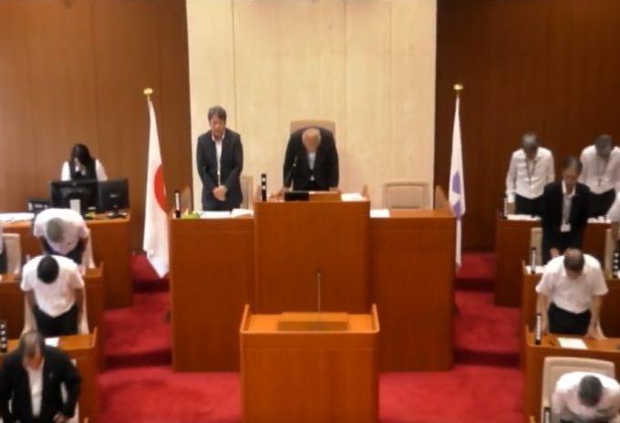 和気町議会ライブカメラ(岡山県和気町尺所)