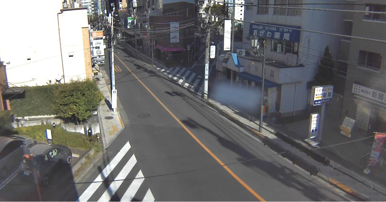 サンケイハウジング国立富士見通り店ライブカメラ(東京都国立市中)