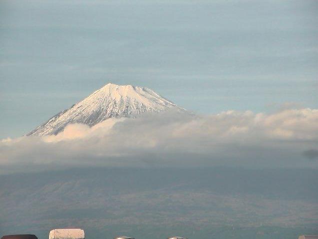 大興製紙富士山ライブカメラ(静岡県富士市上横割)