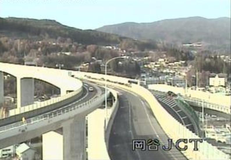 中央自動車道岡谷ジャンクションライブカメラ