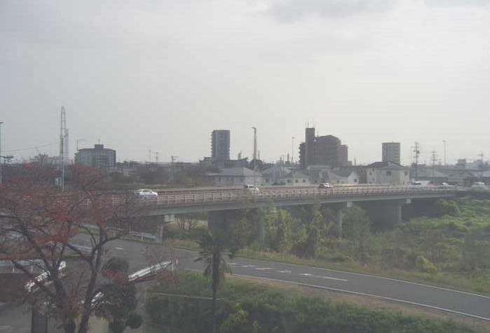 CTY海蔵川三重県工業研究所窯業研究室ライブカメラ(三重県四日市市東阿倉川)