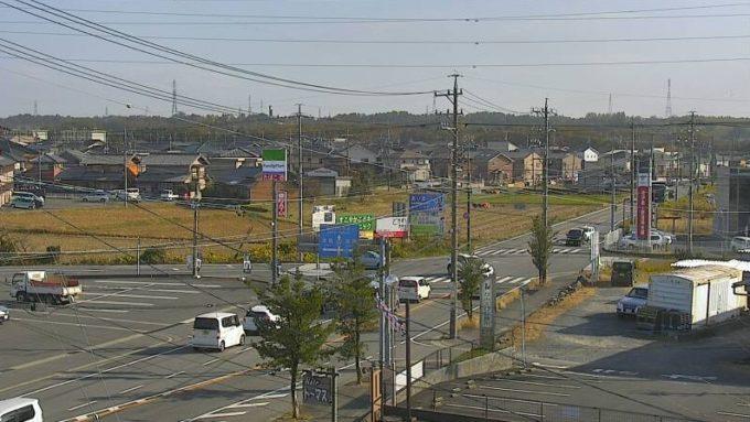 三重県道625号上海老高角線