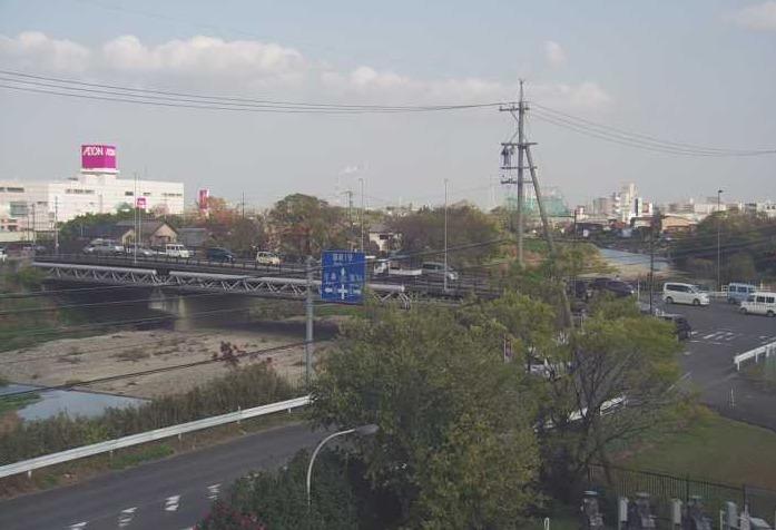 CTY国道477号四日市水道局水源管理センターライブカメラ(三重県四日市市尾平町)
