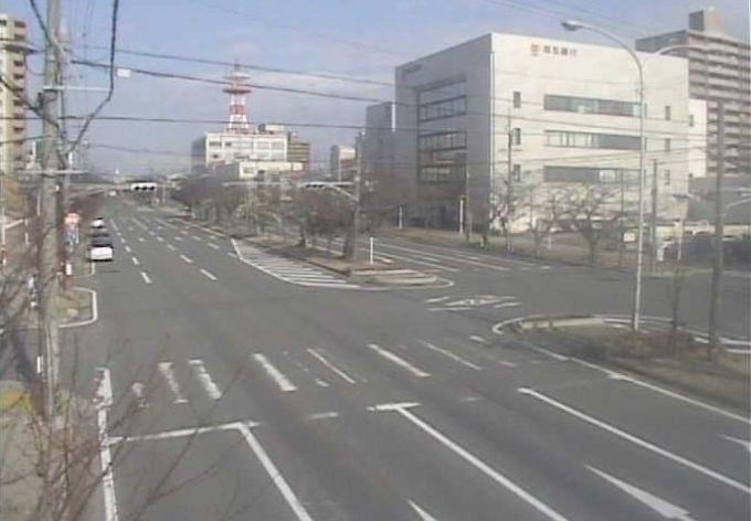 CTY三滝通り諏訪町ライブカメラ(三重県四日市市諏訪町)