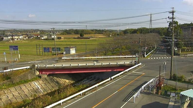 CTY竹谷川赤水町ライブカメラ(三重県四日市市赤水町)