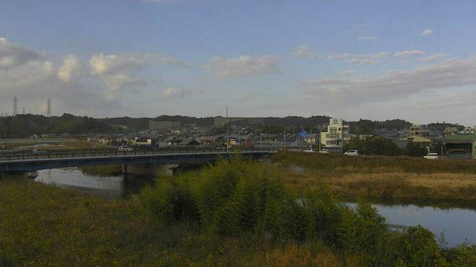 CTY内部川釆女町ライブカメラ(三重県四日市市釆女町)