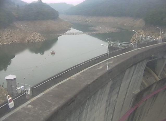 北川ダム上流ライブカメラ(大分県佐伯市)