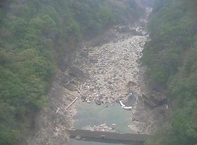 北川ダム下流ライブカメラ(大分県佐伯市)