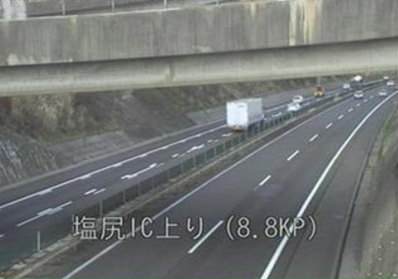 長野自動車道塩尻インターチェンジライブカメラ(長野県塩尻市片丘)