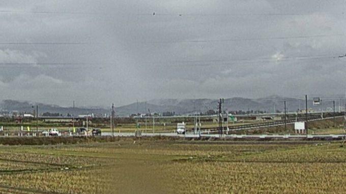 NCT長岡北スマートインターチェンジライブカメラ(新潟県長岡市上野町)