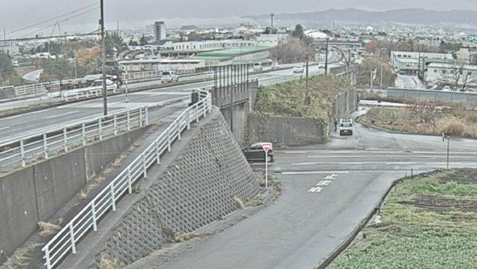 NCT国道8号長岡インターチェンジライブカメラ(新潟県長岡市上除町)