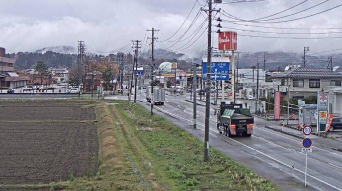 NCT越路支所前交差点ライブカメラ(新潟県長岡市浦)