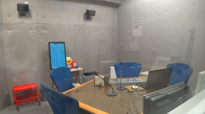 RSKラジオライブカメラ(岡山県岡山市北区)