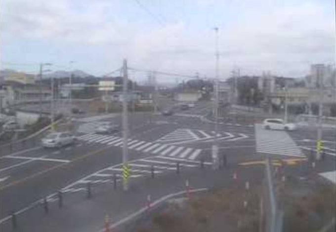 CTY国道306号鎌田交差点ライブカメラ(三重県いなべ市北勢町阿下喜)