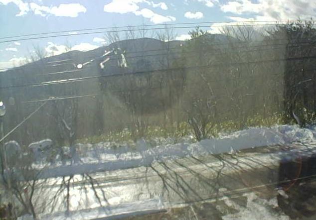 フォレスト羽鳥湖高原羽鳥湖スキー場方面ライブカメラ(福島県天栄村田良尾)
