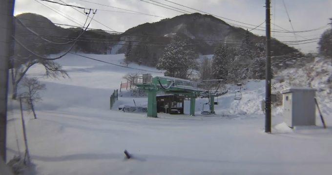 揖斐高原スキー場ライブカメラ(岐阜県揖斐川町日坂)