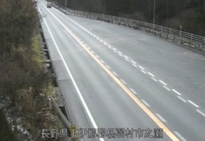 ICTV国道153号陣馬洞門ライブカメラ(長野県根羽村高橋)