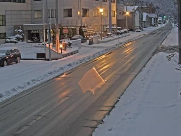 国道158号牛ケ原第2ライブカメラ(福井県大野市牛ケ原)