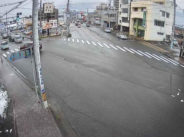 国道416号幾久南ライブカメラ(福井県福井市大宮)