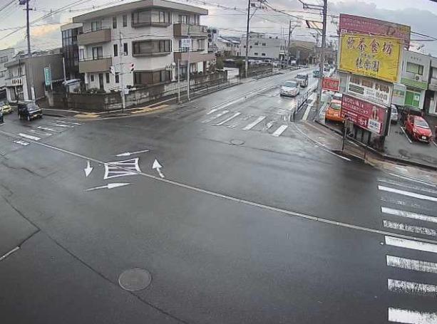 国道416号大宮ライブカメラ(福井県福井市大宮)