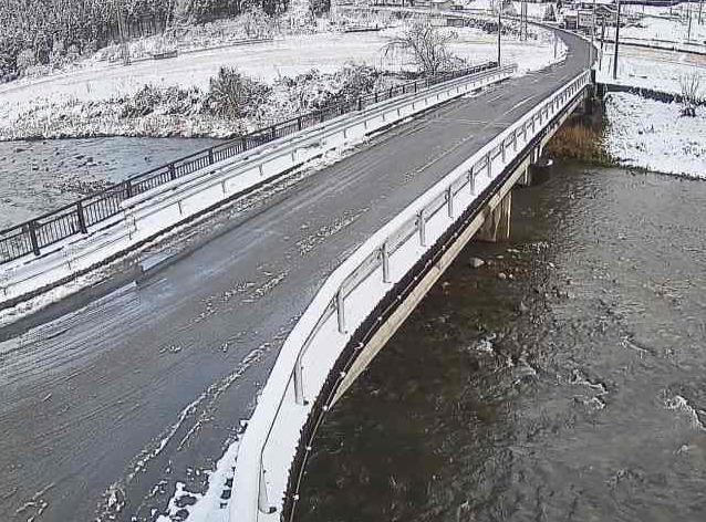 国道476号河原橋ライブカメラ(福井県福井市西河原町)